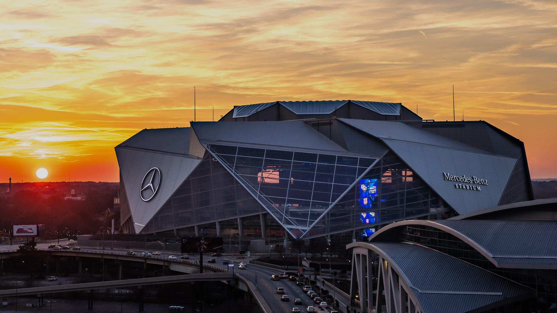 A Bold Move, Mercedes-Benz Stadium - Czarnowski case study